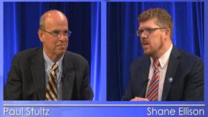 Paul Stultz and Shane Ellison