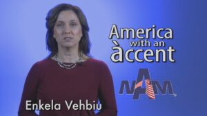America with an Accent video screen shot