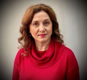 Enkela Vehbiu Portrait | New American Media   general manager and news editor