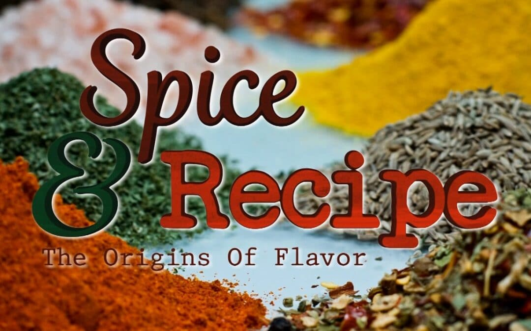 SPICE & RECIPE COMING SOON!