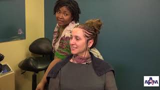 Becoming American: Braids' Story