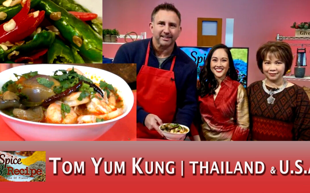 Tom Yum Kung, Thai Chili Pepper and Thailand on Spice & Recipe