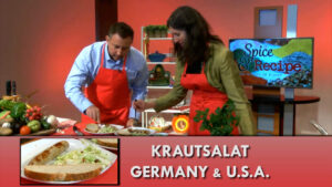 Caraway Seeds, Krautsalat and Germany on Spice and Recipe