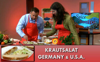 Krautsalat, Caraway Seeds and Germany on Spice & Recipe