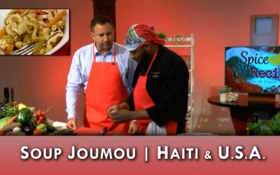 Soup Joumou, Pikliz and Haiti on Spice & Recipe